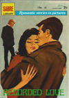 Cover for Sabre Romantic Stories in Pictures (Sabre, 1971 series) #59