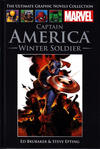 Cover for The Ultimate Graphic Novels Collection (Hachette Partworks, 2011 series) #44 - Captain America: Winter Soldier