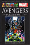 Cover for The Ultimate Graphic Novels Collection (Hachette Partworks, 2011 series) #14 - Avengers: Forever Part 1