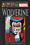 Cover for The Ultimate Graphic Novels Collection (Hachette Partworks, 2011 series) #4 - Wolverine: Wolverine