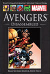 Cover for The Ultimate Graphic Novels Collection (Hachette Partworks, 2011 series) #34 - Avengers: Disassembled