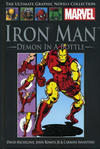 Cover for The Ultimate Graphic Novels Collection (Hachette Partworks, 2011 series) #1 - Iron Man: Demon in a Bottle