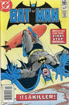 Cover Thumbnail for Batman (1940 series) #352 [Canadian]