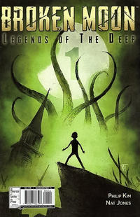 Cover Thumbnail for Broken Moon: Legends of the Deep (American Gothic Press, 2016 series) #1