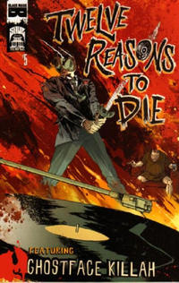 Cover Thumbnail for 12 Reasons to Die (Black Mask Studios, 2013 series) #5