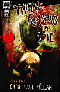Cover Thumbnail for 12 Reasons to Die (Black Mask Studios, 2013 series) #3