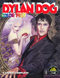 Cover Thumbnail for Dylan Dog Color Fest (Sergio Bonelli Editore, 2007 series) #5