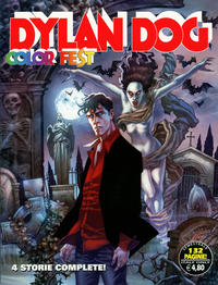 Cover Thumbnail for Dylan Dog Color Fest (Sergio Bonelli Editore, 2007 series) #7