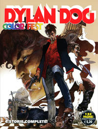 Cover Thumbnail for Dylan Dog Color Fest (Sergio Bonelli Editore, 2007 series) #11