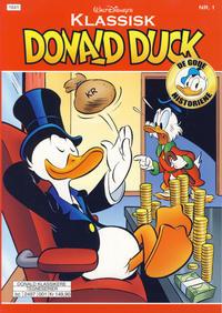 Cover Thumbnail for Klassisk Donald Duck (Hjemmet / Egmont, 2016 series) #1