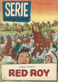 Cover Thumbnail for Seriemagasinet (Serieforlaget / Se-Bladene / Stabenfeldt, 1951 series) #5/1957