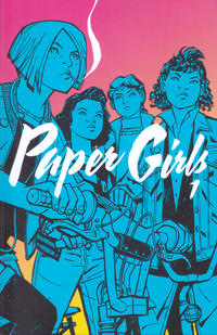 Cover Thumbnail for Paper Girls (Image, 2016 series) #1