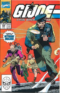 Cover Thumbnail for G.I. Joe, A Real American Hero (Marvel, 1982 series) #102 [Direct Edition]