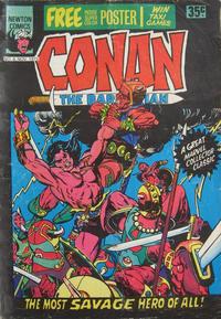 Cover Thumbnail for Conan the Barbarian (Newton Comics, 1975 series) #8