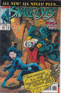 Cover Thumbnail for G.I. Joe, A Real American Hero (Marvel, 1982 series) #138 [Direct Edition]