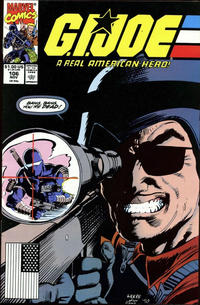 Cover Thumbnail for G.I. Joe, A Real American Hero (Marvel, 1982 series) #106 [Direct Edition]