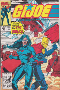 Cover Thumbnail for G.I. Joe, A Real American Hero (Marvel, 1982 series) #120 [Direct Edition]