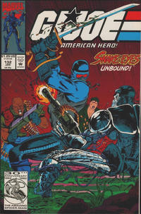 Cover Thumbnail for G.I. Joe, A Real American Hero (Marvel, 1982 series) #132 [Direct Edition]