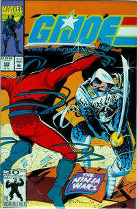Cover Thumbnail for G.I. Joe, A Real American Hero (Marvel, 1982 series) #122 [Direct Edition]