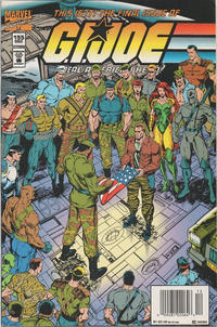 Cover Thumbnail for G.I. Joe, A Real American Hero (Marvel, 1982 series) #155 [Newsstand]