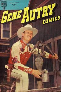 Cover Thumbnail for Gene Autry Comics (Wilson Publishing, 1948 ? series) #14