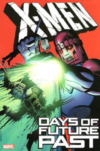 Cover Thumbnail for X-Men: Days of Future Past (Marvel, 2014 series)