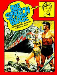 Cover Thumbnail for Die Sprechblase (Norbert Hethke Verlag, 1978 series) #22