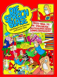 Cover Thumbnail for Die Sprechblase (Norbert Hethke Verlag, 1978 series) #24