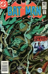 Cover Thumbnail for Batman (DC, 1940 series) #357 [Canadian]