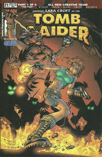 Cover Thumbnail for Tomb Raider: The Series (Image, 1999 series) #21