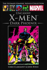 Cover Thumbnail for The Ultimate Graphic Novels Collection (Hachette Partworks, 2011 series) #2 - Uncanny X-Men: Dark Phoenix