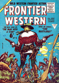 Cover Thumbnail for Frontier Western (L. Miller & Son, 1956 series) #2