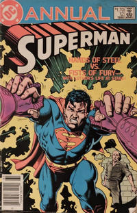 Cover Thumbnail for Superman Annual (DC, 1960 series) #12 [Canadian]