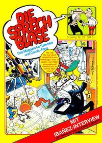 Cover Thumbnail for Die Sprechblase (Norbert Hethke Verlag, 1978 series) #33