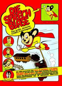 Cover Thumbnail for Die Sprechblase (Norbert Hethke Verlag, 1978 series) #34