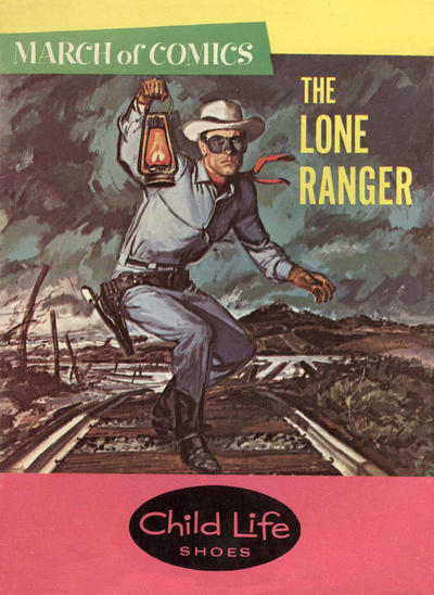Cover for March of Comics (Western, 1946 series) #322