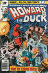 Cover for Howard the Duck (Marvel, 1976 series) #4 [British]