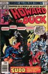 Cover for Howard the Duck (Marvel, 1976 series) #20 [British]