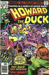 Cover for Howard the Duck (Marvel, 1976 series) #18 [British]
