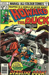 Cover for Howard the Duck (Marvel, 1976 series) #16 [British]