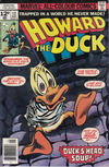 Cover for Howard the Duck (Marvel, 1976 series) #12 [British]