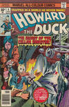 Cover for Howard the Duck (Marvel, 1976 series) #6 [British]