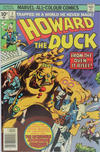 Cover for Howard the Duck (Marvel, 1976 series) #7 [British]