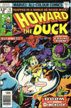 Cover for Howard the Duck (Marvel, 1976 series) #10 [British]