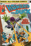 Cover Thumbnail for Howard the Duck (1976 series) #2 [British Price Variant]