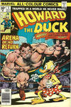 Cover for Howard the Duck (Marvel, 1976 series) #5 [British]