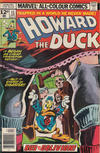 Cover for Howard the Duck (Marvel, 1976 series) #11 [British]