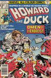 Cover Thumbnail for Howard the Duck (1976 series) #13 [British Price Variant]