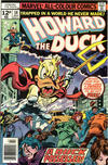 Cover for Howard the Duck (Marvel, 1976 series) #14 [British]