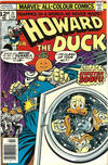 Cover for Howard the Duck (Marvel, 1976 series) #21 [British]